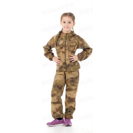 Костюм «Пионер» (сорочка, атакс) детский МАУГЛИ (152-158 (11-13 лет) )