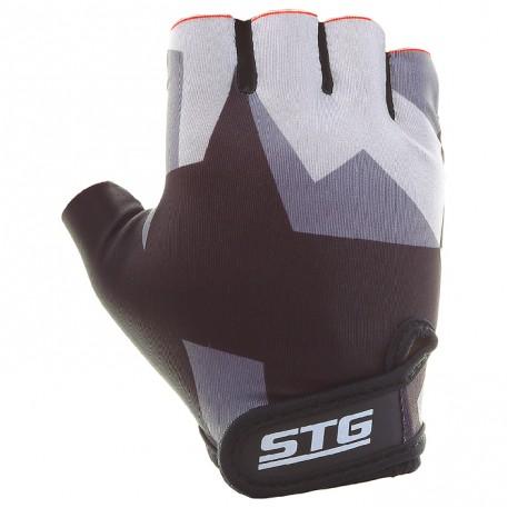 Перчатки велосипедные STG Х87904, размер XL   3549653