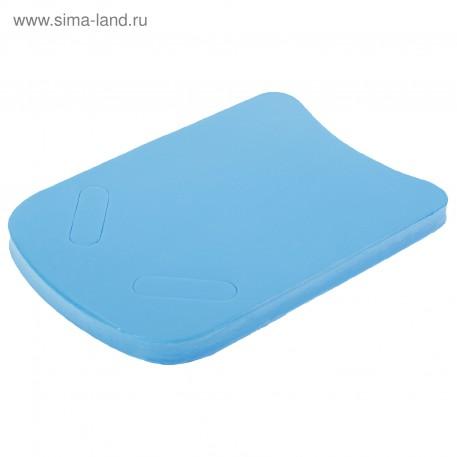 Доска для плавания 39х27х2,5 см, цвета МИКС