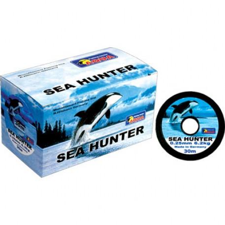 Леска Sea Hunter 0,10mm 30m
