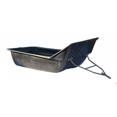 Сани для снегохода №7 1900м, с прицепным устр-ом (с отбойником 2160х990х670)