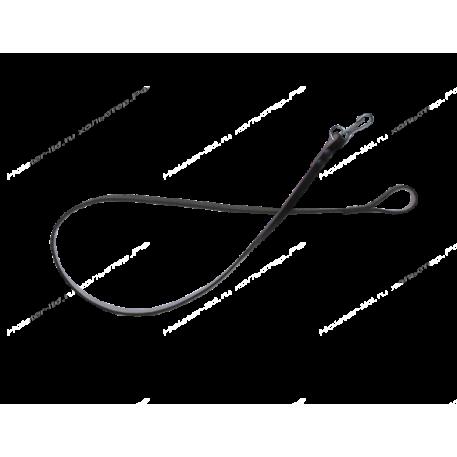 Ремень Хольстер страховочный 56-ШР-121(кожа черный)