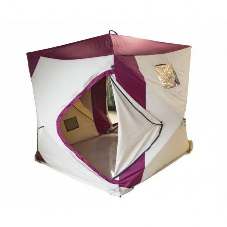 Палатка зимняя Куб (8017) 2,0х2,0х2,2 м