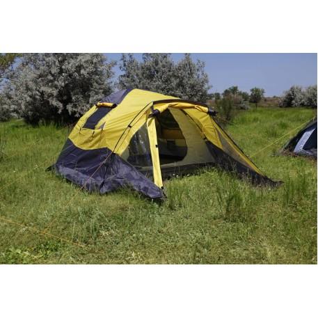 Палатка 3 мест.Жетысу ( 340*200*130см) мат190Т3000мм