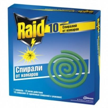 Рейд спирали п/комаров