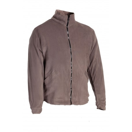 "Куртка ""Байкал"", цв.Серый, тк.Флис, р.60-62"