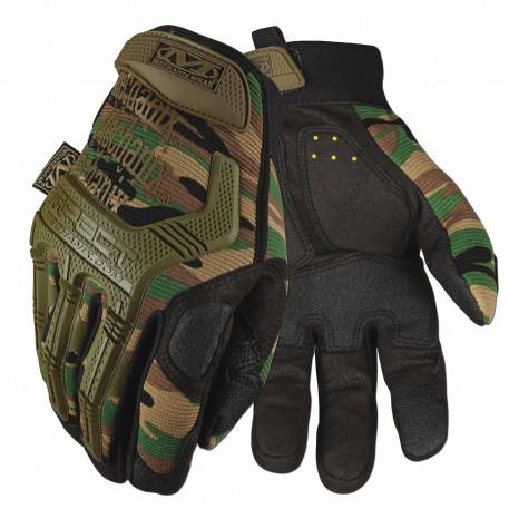 Перчатки М -Рact  МРТ 72-008 (камуфляж с кожн. вставкой) МРТ 72-008