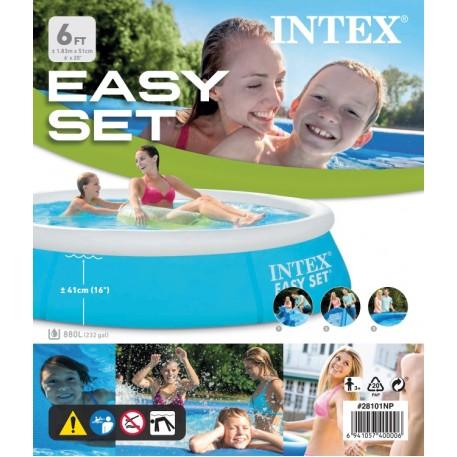 Бассейн Intex EASY SET 183Х51СМ, 886Л (28101)