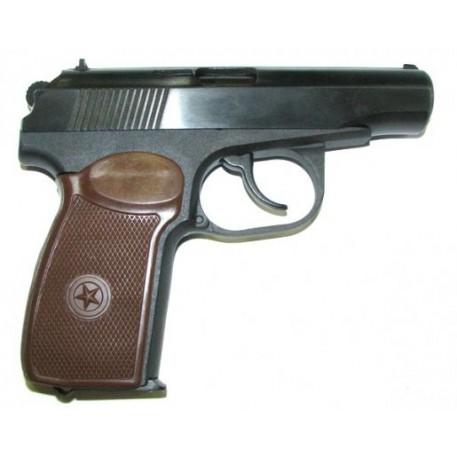Пистолет газовый ПМР-9 кал. 9мм РА