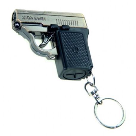 Брелок-пистолет ЛЦУ,фонарик с прицелом