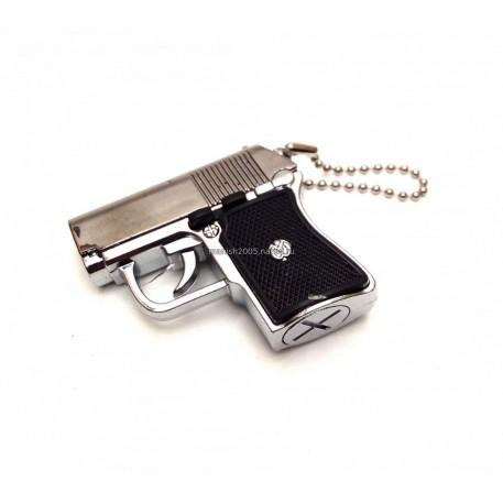 Брелок-пистолет ЛЦУ,фонарик XIOGWEI