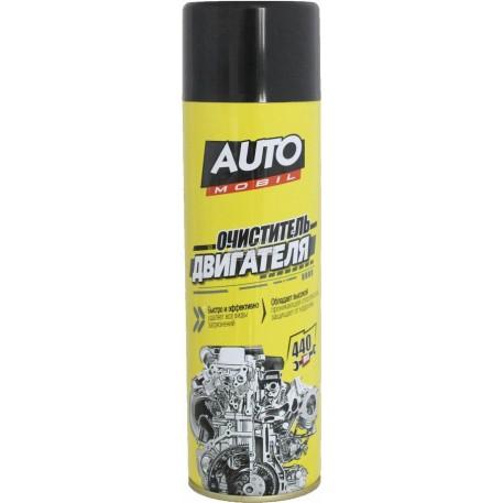 """Очиститель двигателя """"AUTO MOBIL"""", 440мл/12/(07.03.022.21)"""