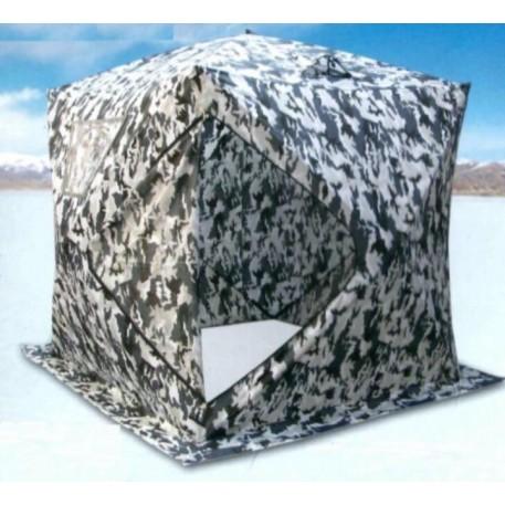 Палатка зимняя Куб 180*180*195 НТ-1618 (кмф)