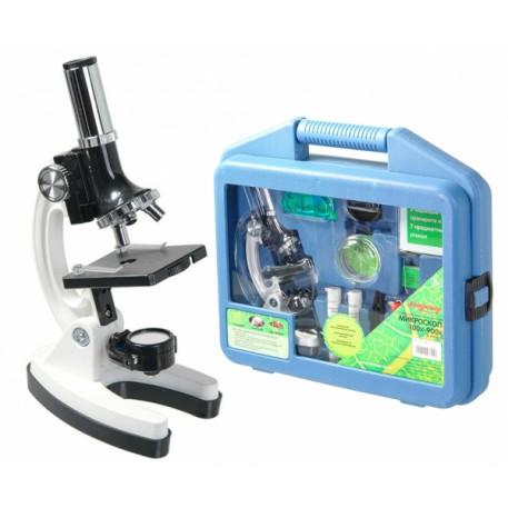 Микроскоп Микромед 100*900х в кейсе