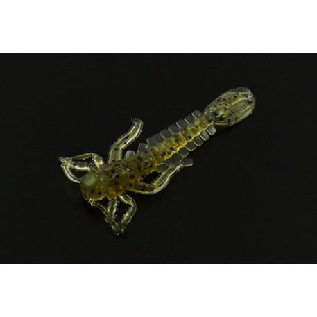 Мягкая приманка MicroKiller Поденка 30мм Болотно-зеленый