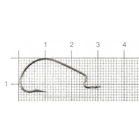 Крючок Nautilus Sting Offset SSW1005 № 1 (50pcs)