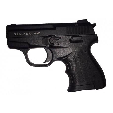 Пистолет сигнальный ZORAKI Мод. STALKER BLACK (к.-бр: 5,6x16)(8-зарядн.)