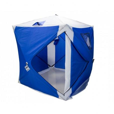 Палатка зимняя Куб 180*180*195 CТ-1618 (син)
