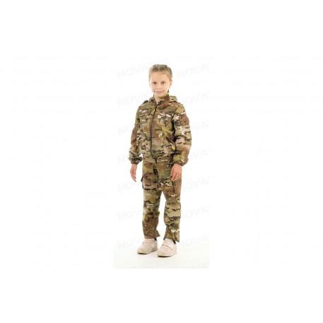 Костюм «Спецназ» (рип-стоп, мультикам) детский МАУГЛИ (152-158 (11-13 лет) )