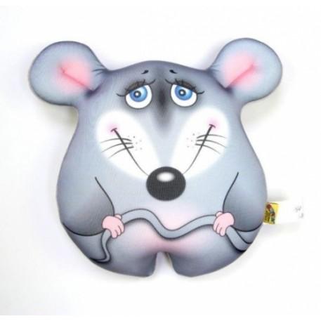 """Антистрессовая игрушка """"Мышка Стесняшка"""" мал. 15аси21мив"""