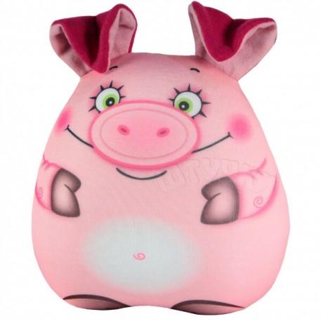 """Антистрессовая игрушка """"свинка"""""""