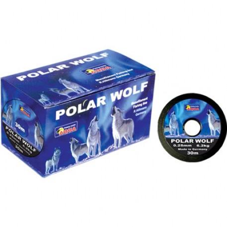 Леска зимняя Polar Wolf 0,10mm 30m