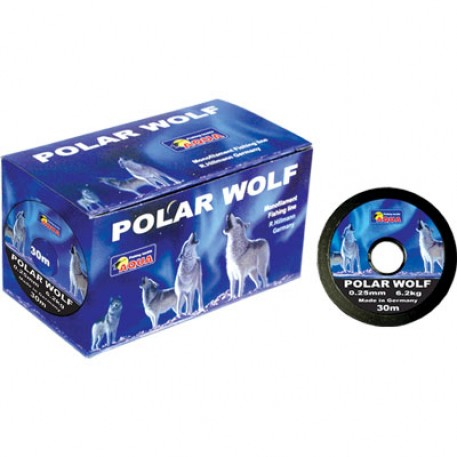 Леска зимняя Polar Wolf 0,20mm 30m