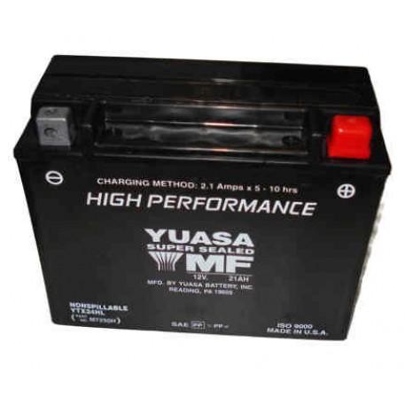 Аккумулятор YTX 24 HL 22.1Аh на спайдер 20х8,5х16