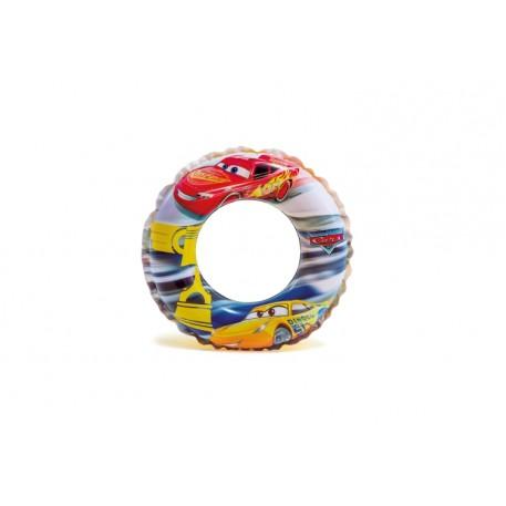 Круг для плавания «Тачки», d=51 см, от 3-6 лет, 58260NP INTEX