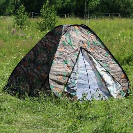Палатка 2,3х2,3х145 кмф авт.