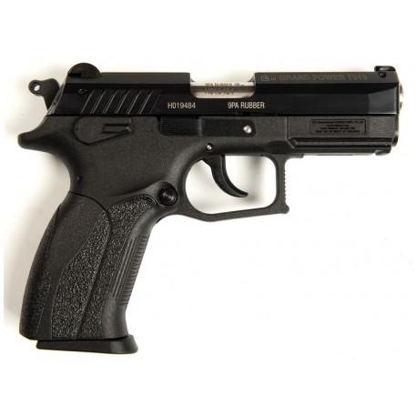 Пистолет газово-травмат. GRAND POWER Мод. Т910 (к-бр:9мм) (15з)  с доп.магазином
